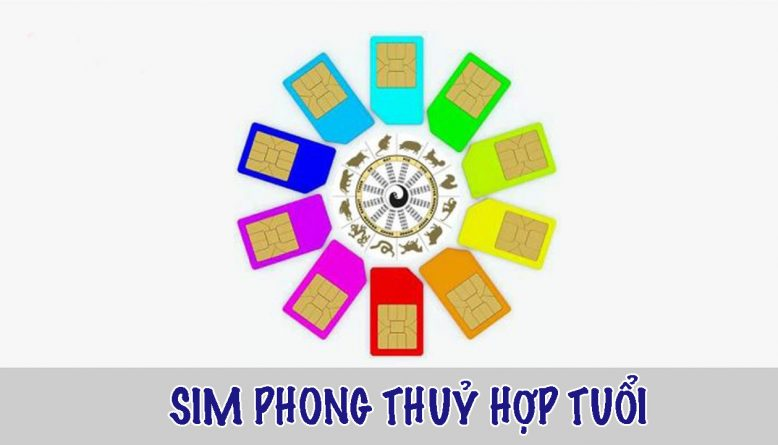 Bói sim điện thoại phong thủy hợp mệnh Kim, Mộc, Thủy, Hỏa, Thổ